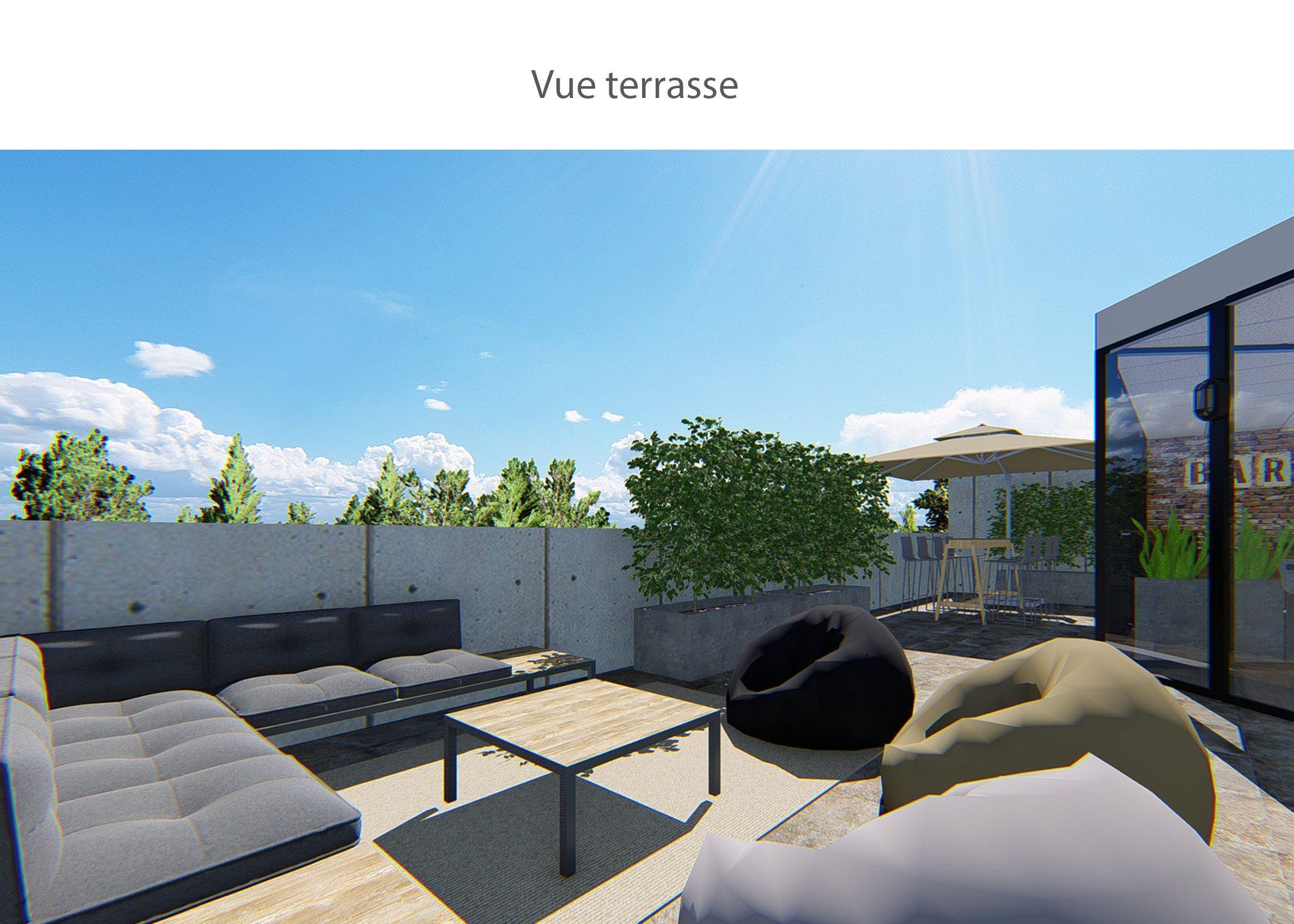 amenagement-decoration-start-up vente en ligne-region parisienne-terrasse-dekho design