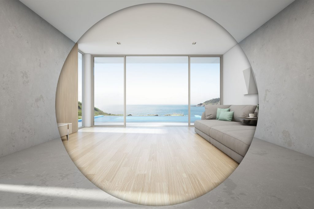projection 3d-salon 1-dekho design