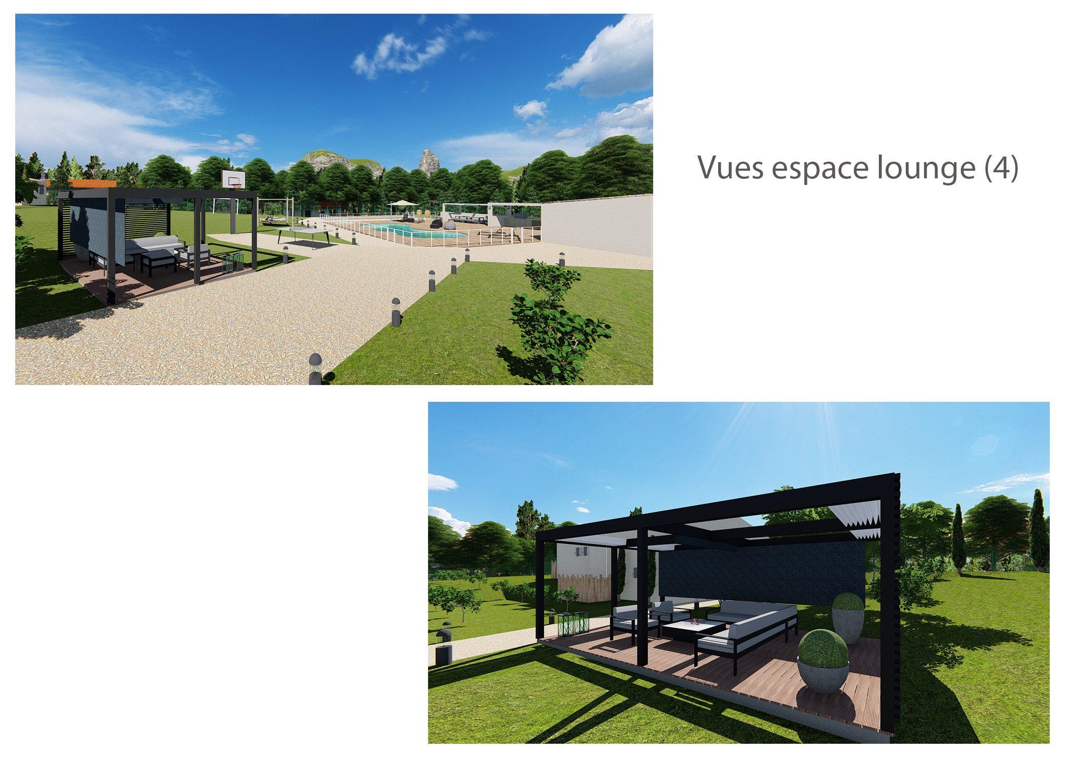agencement terrain fuveau-espace exterieur-vues espace lounge-dekho design