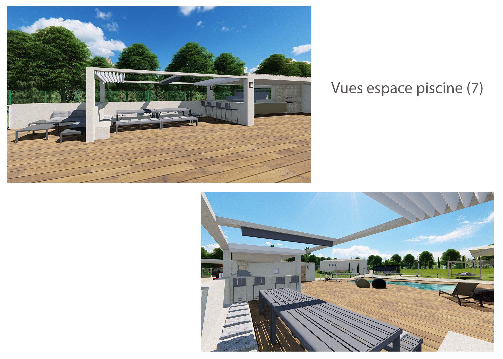 agencement terrain fuveau-espace exterieur-vues espace piscine 2-dekho design