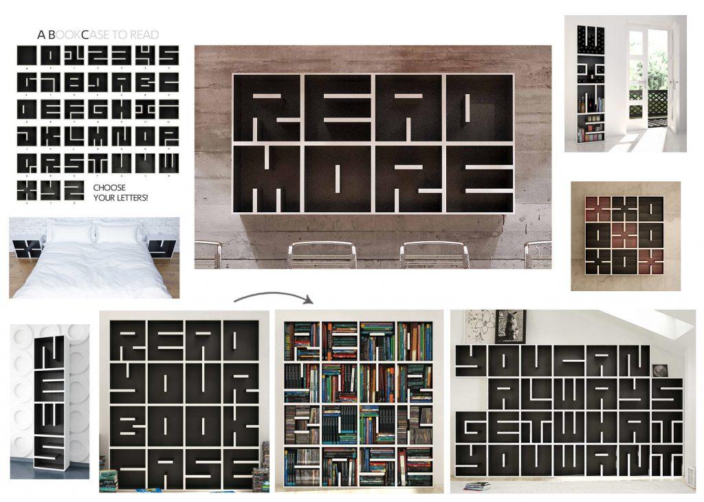 bibliotheque abc bookcase-saporiti-dekho design