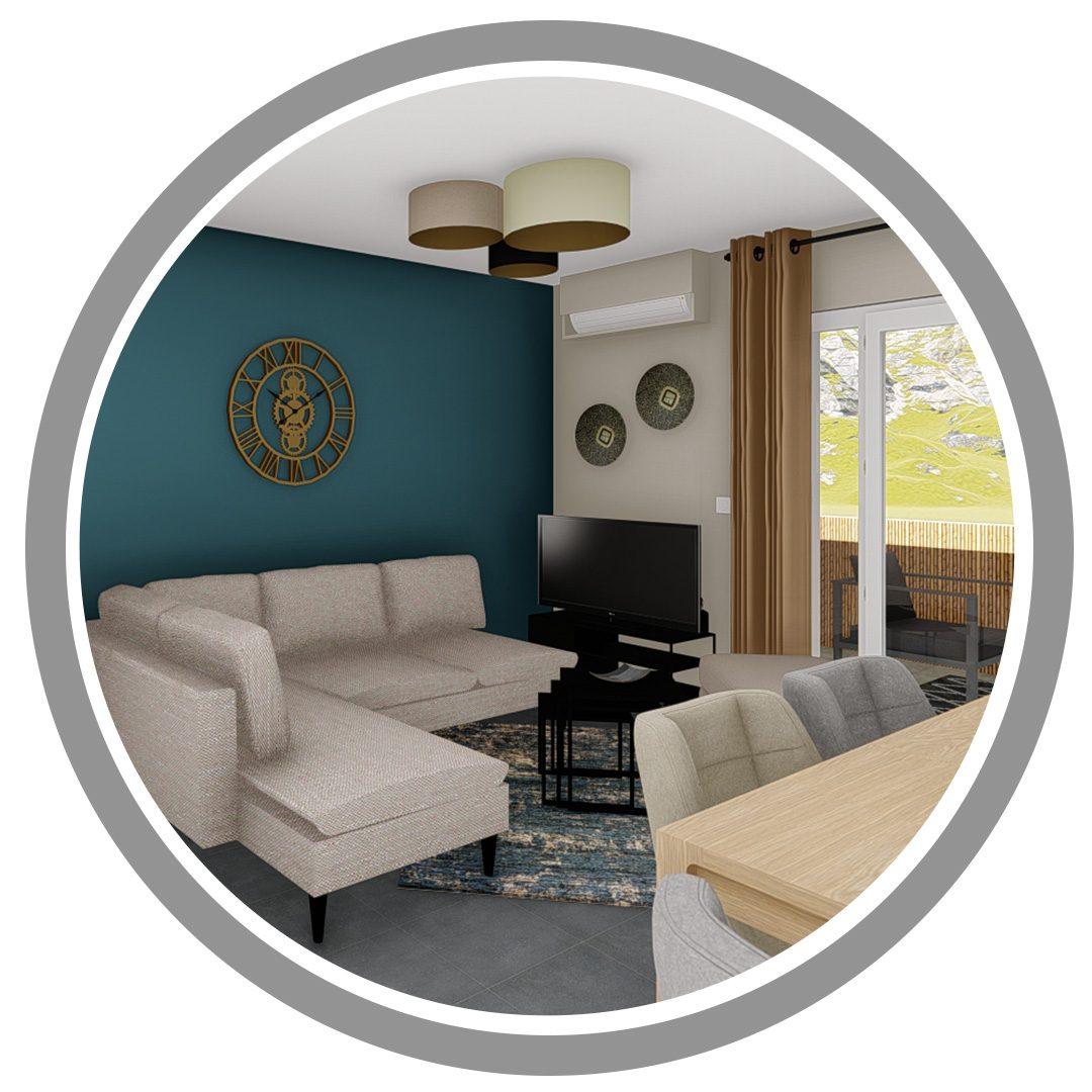 temoignage client-realisation sejour Fuveau-dekho design