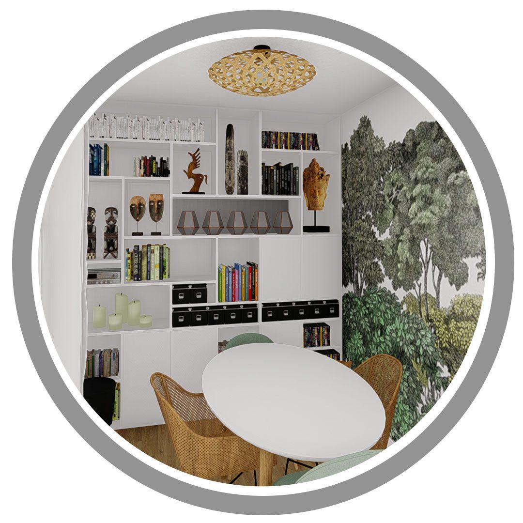 temoignage client-realisation salle à manger-dekho design