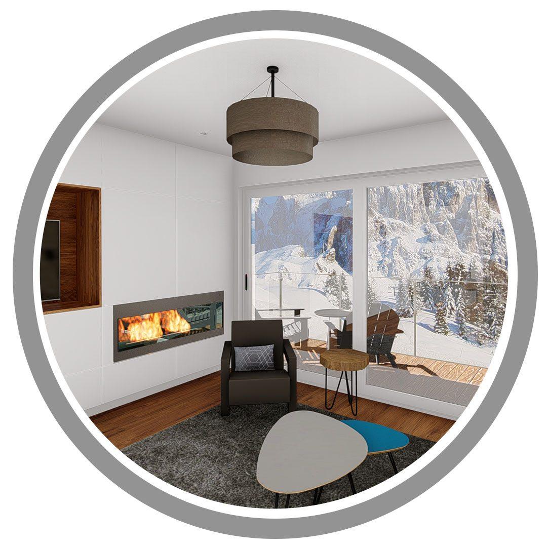 temoignage client-realisation appartement montagne-dekho design