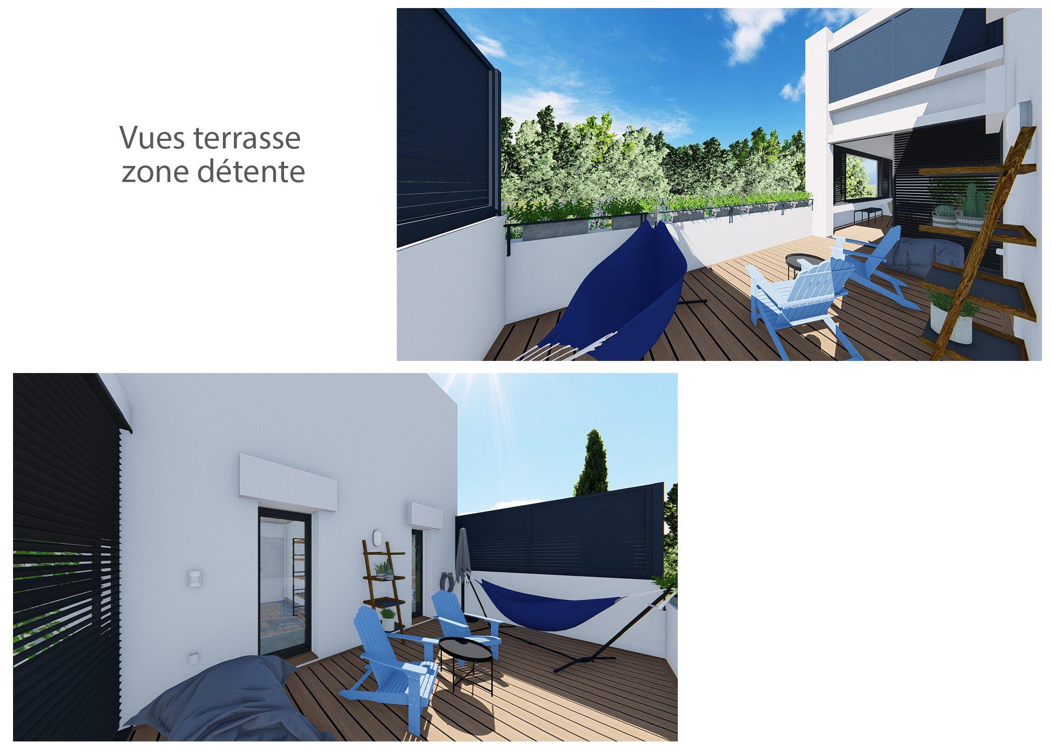 decoration-terrasse et chambre-vues terrasse detente-aix-en-provence-dekho design