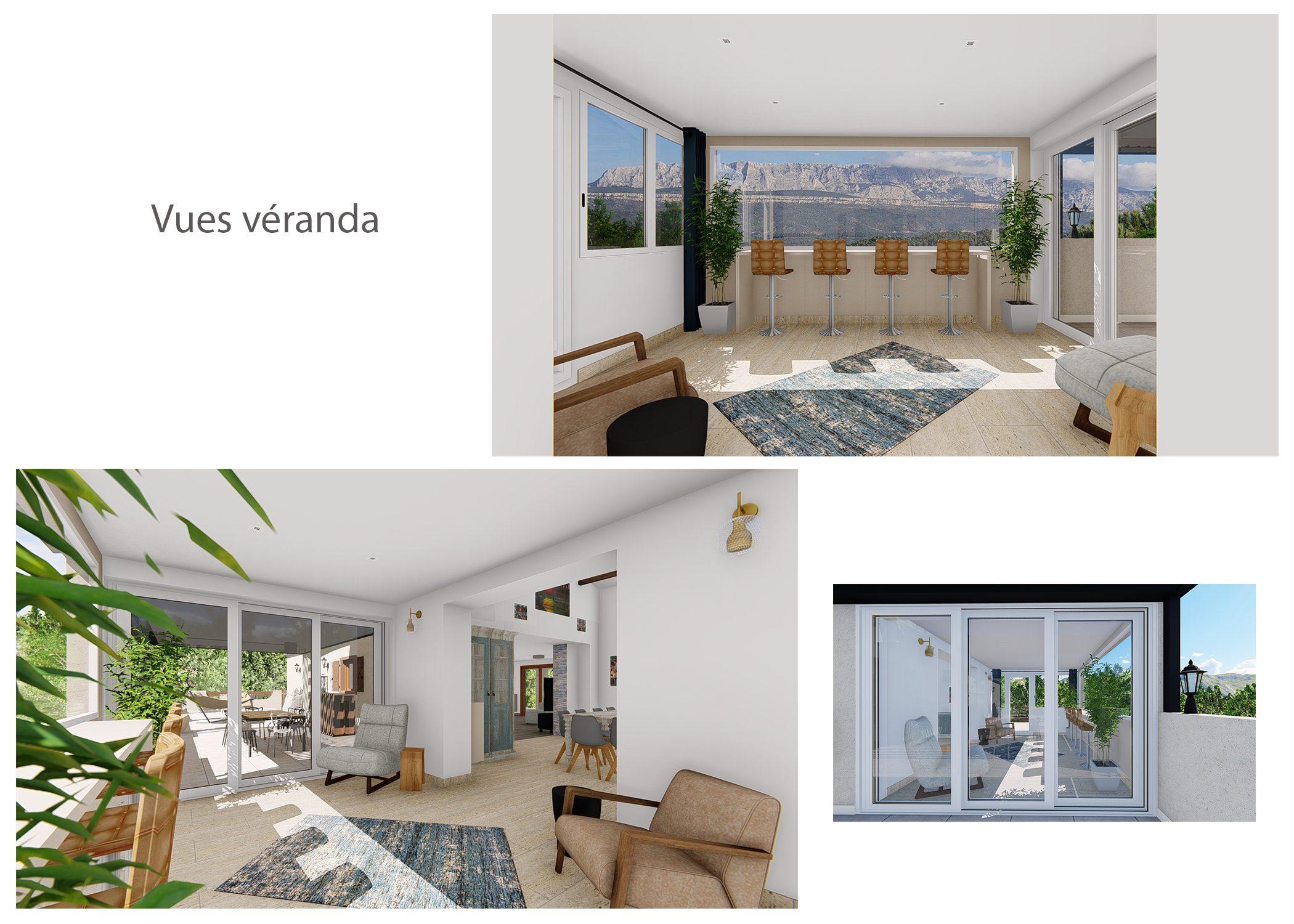 amenagement-decoration-espace de vie et terrasse fuveau-vues veranda-dekho design