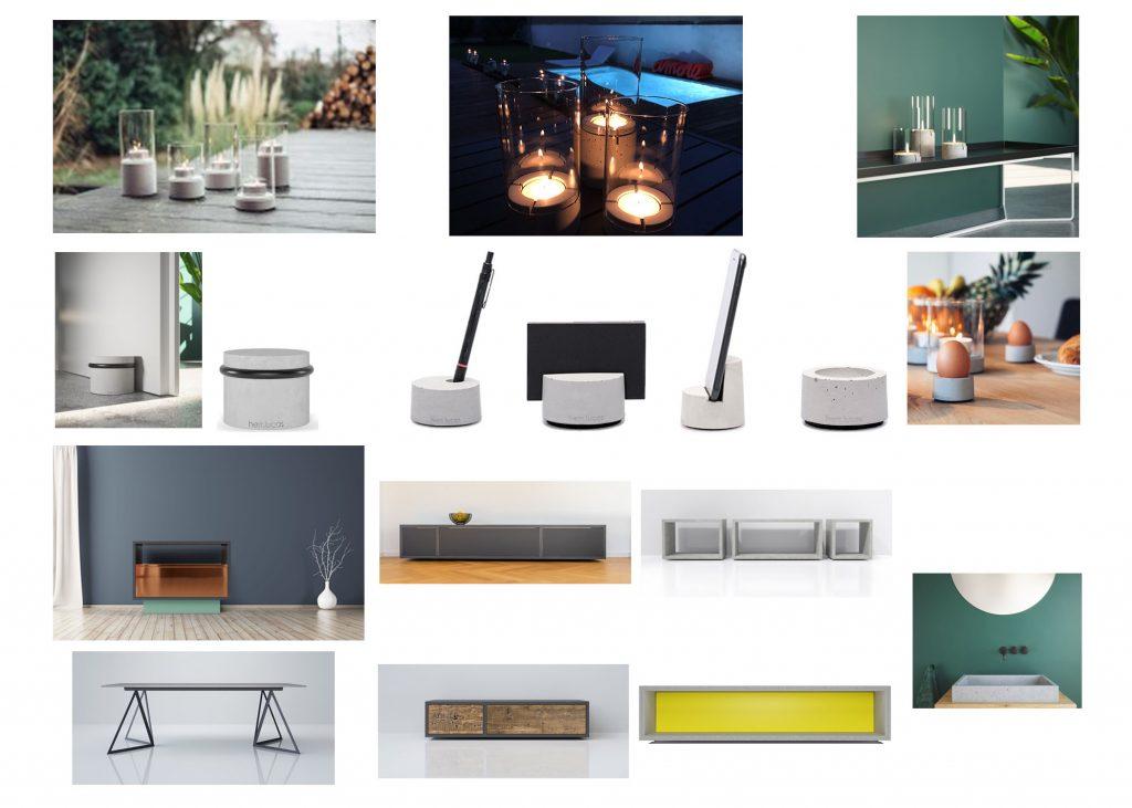 accessoires et mobilier en beton-herr lucas
